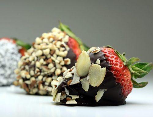 Ricetta nocciole ricoperte di cioccolato