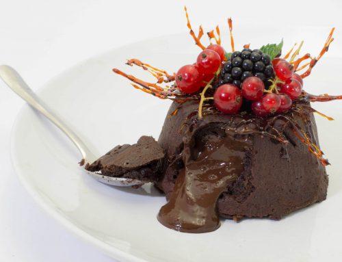 Ricetta cuore morbido al cioccolato fondente