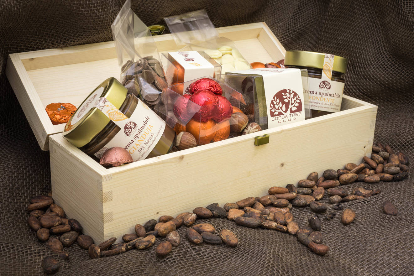 Cocoa Tree Box