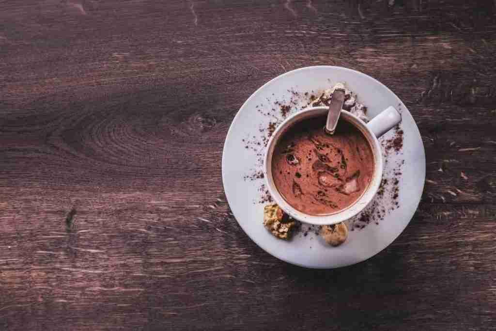 La storia della cioccolata calda