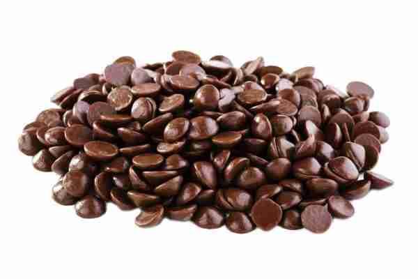 Cioccolato in gocce