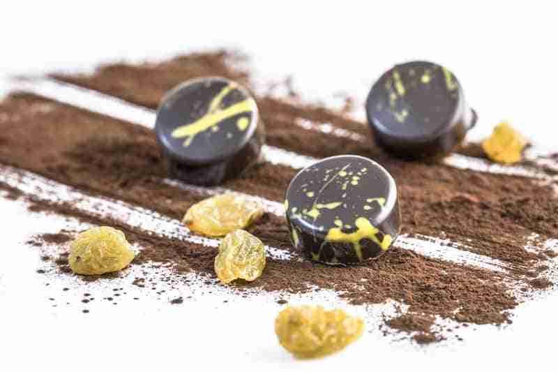 Cioccolatini al Passito di Pantelleria