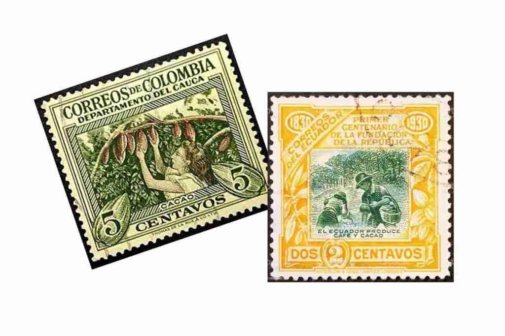Cacao: pubblicità & collezionismo